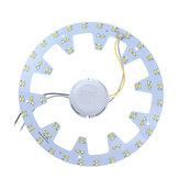 96LED APP Wifi Kontrol LED Tavan Işık Fikstürü Panel Kartı Değiştirme, RGB / Beyaz / Sıcak Beyaz