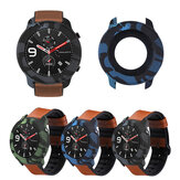 Camouflage Soft Silicone Watch Cove Screen Protector for AMAZFIT GTR 47mm