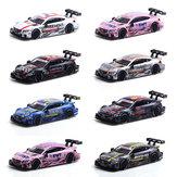 1:43 DTM Racing Lahua Model Alloy Car Toysデコレーションおもちゃ車モデル