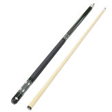 57'' Wooden Pool Snooker 2-Piece Jointed Cue Stick Billiard Game Rack Club Gift