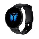 Bakeey 119 Plus 1.3 'OLED Ekranlı Bileklik HR Kan Basıncı O2 Monitör Çoklu UI Uzun Bekleme Akıllı Saat