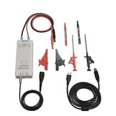 Micsig DP10013 100MHz 3.5ns Rise Time 50X/500X Attenuation Rate Oscilloscope High Voltage Differential Probe Kit 1300V