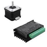 HANPOSE TB6600 Driver per motore passo-passo e motore passo-passo Nema 17 17HS4401-S 40mm per macchina per incidere di CNC