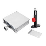 Lifting Platform Stand for 98x98mm Laser Level Self-Leveling Platform Folding Table