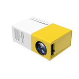 [Nouvelle version] J9 LCD LED Projecteur 1200 Lumens 800: 1 Support 1080P Portable Office Home Cinema
