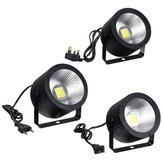 20W UV COB LED Par Light High Bright Bühnenbeleuchtung Lampenshow DJ Disco