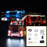 LED-Beleuchtung Satz NUR für LEGO 42098 Kfz-Bauklötze
