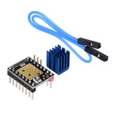 BIGTREETECH® TMC2208 V3.0 UART Mode Stepper Motor StepStick Driver para Reprap 3D Printer Part
