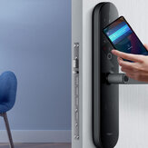 NUOVA versione HomeKit Aqara N100 Smart Door serratura Impronta digitale Bluetooth Password Sblocco NFC Funziona con APP
