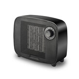 1500W Portable Electric Heater Home Office Winter Silent Heater Outdoor Traveling Heater Fan