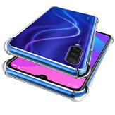 Bakeey Air Cushion Corner Shockproof Transparent Soft TPU Protective Case for Xiaomi Mi9 Mi 9 Lite / Xiaomi Mi CC9