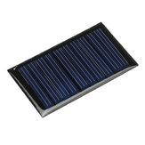 10 stücke 30MA 5V 0,15 Watt Mini Solar Panel Epoxy Board
