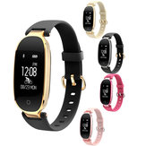 Women S3 Smart Bracelet Watch Heart Rate Waterproof For Android IOS
