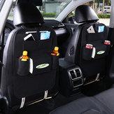 السيارات سيارة المقعد الخلفي شنقا متعدد جيب حقيبة التخزين المنظم حامل صندوق تخزين السيارات