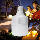 9W 15W 24W 36W USB Rechargeable Portable Emergency White SMD 5630 LED Light Bulb for Outdoor Camping