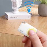 Baseus T2 Traqueur intelligent sans fil Alarme anti-perte Tracker Key Finder Sac pour enfant Finder portefeuille GPS Locator Anti-alarme perdue