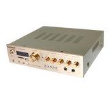 Sunbuck AV-580USB / BT bluetooth HIFI Kayıpsız Amplifikatör Uzakdan Kumanda Destek Hafıza Kartı ile USB AUX Mikrofon FM 220 V
