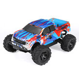 C601 1/16 2.4G 4WD High Speed 60km/h Independent Suspension RC Car Vehicle Models