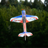 JADE TEAM Angel Wings F3P 850mm Envergure 8mm EPP 3D Aerobatic Trainer Aircraft RC Airplane KIT / PNP