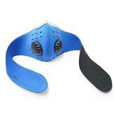 BIKIGHT PM2.5 Anti-stof Anti-smog Masker Ademend huidvriendelijk Gezichtsmasker Activated Carbon Mask Motorfiets Fiets Ski Mask