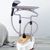 Double Rod Garment Steamer Home Hand-held Iron Vertical With Ironing Board