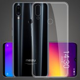 BAKEEY Transparent Ultra-thin Soft TPU Protective Case For Meizu Note 9