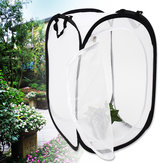 16''x16''x24'' Collapsible Backyard Butterfly Cage Habitat Terrarium Fine Wire Mesh