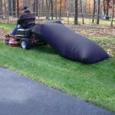 96x48x66in Rasentraktor Leaf Bag Riding Mower Riesige Universal Collection System Aufbewahrungstasche