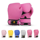 ZOOBOO Kids Boxing Trainingshandschuhe Junior Mitts Kinder Sparring Punch Gel Pad Handschuh