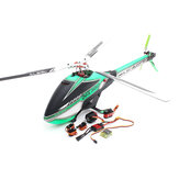 ALZRC Devil 380 FAST 6CH 3D Three Blade Rotor TBR RC Helicopter Super Combo