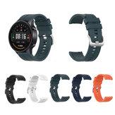 22 مللي متر ساعة أنيقة حزام ساعة بديلة حزام لساعة شاومي اللون غير أصلية