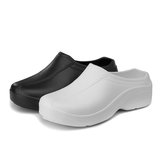 Men Medical Nursing Comfy Lightweight Non Slip Work Slippers