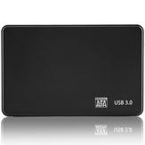 Sauges 2.5 polegadas USB 3.0 SATA HDD SSD Gabinete de disco rígido 5Gbps 2T Caso externo para disco rígido SATA de 2,5 polegadas