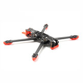 SKYSTARS StarLord GK7 7 Inch 297mm Wheelbase 5mm Arm 3K Carbon Fiber Frame Kit for RC Drone FPV Racing