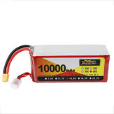 ZOP Power 14.8V 10000mAh 65C 4S Lipo Batería XT60 Enchufe para RC FPV Racing Drone