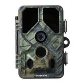 SGODDE 16MP 1080P 2.4Inch LCD Infrared Night Vision Hunting Camera Wide Angle Track Camera