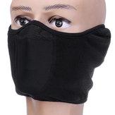شتاء دافئ Windproof قناع كامل الأذن تغطية الغبار تنفس الفم غطاء