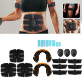 KALOAD 32 stks / set ABS Stimulator Hip Trainer Billen Lifter Buikspier Trainer Sport Fitness Lichaam Vormgeven