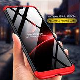 Bakeey 3 in 1 Double Dip 360° Hard PC Full Protective Case For Xiaomi Mi A3 / Xiaomi Mi CC9E