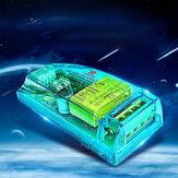 PZEM-004T TTL Modbus-RTU Potência Voltímetro Amperímetro AC 220V 10A / 100A Voltagem Elétrica Frequência Atual Fator de Potência Energia Medidor de Potência