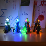 Geekcreit® 3D Mini SMD PCB Stereo Christmas Tree DIY موسيقى Kit