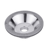 80-600 Grit Diamond Grinding Wheel Cup Grinding Bowl-shaped for Tungsten Steel Milling Cutter Tool Sharpener Grinder