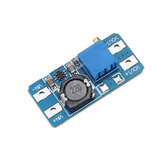 5pcs DC 2V-24V To 5V-28V 2A Step Up Boost Converter Power Supply Module Adjustable Regulator Board