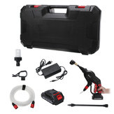 110-220v Wireless Car Washer Set High Pressure Washer with 2.5A Battery