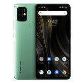 UMIDIGI Power 3 Global Bands 6.53 inch FHD + Android 10 6150mAh NFC 48MP AI Quadcamera's 4GB 64GB Helio P60 4G Smartphone