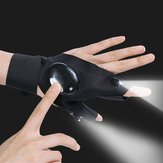 Lighting Waterproof Work Gloves with LED Light for Repair Tool Kit Hand Tools