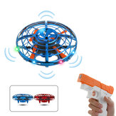 UFO Flying Ball Toy Mini Inductive Suspension Drone Flying Toys with LED