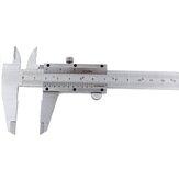 0-150mm / 0.05 Aço Inoxidável Vernier Pinças de Metal Pinças de Calibre Micrômetro Ferramentas de Medição