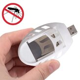 BRELONG Portable USB Electric Heater Mosquito Killer Pest Flies Insect-killing Heater