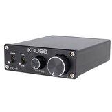 KGUSS GU-1 NE5532P TPA3116D2 Одноканальный HIFI Полнофункциональный монофонический цифровой звук 100 Вт Усилитель